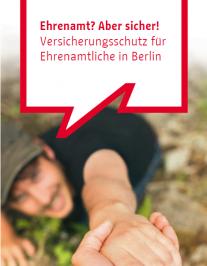 Flyer: Versichungsschutz für Ehreamtliche
